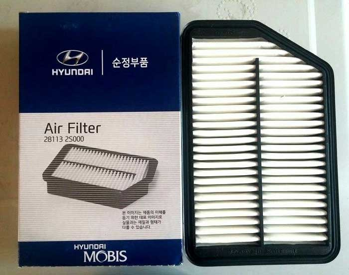 Hyundai-Tucson-ix35-Air-Filter