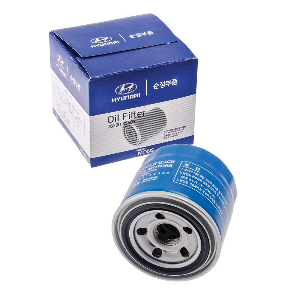Hyundai-Oil-Filter