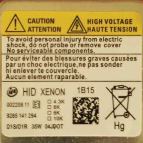 Hyundai-kia-D1S-Lamp-label1