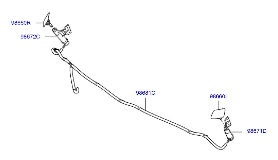 تلسکوپی چراغ شور موهاوی - کاتالوگ