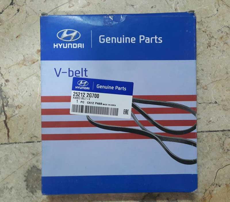 Hyundai-Sonata-YF-Santafe-ix45-Ribbed-Belt-2