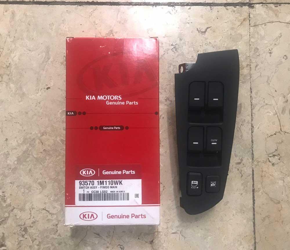 Kia-Cerato-Main-Window-Power-Switch-1