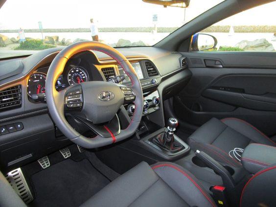 مشخصات فنی خودرو هیوندای النترا 2019