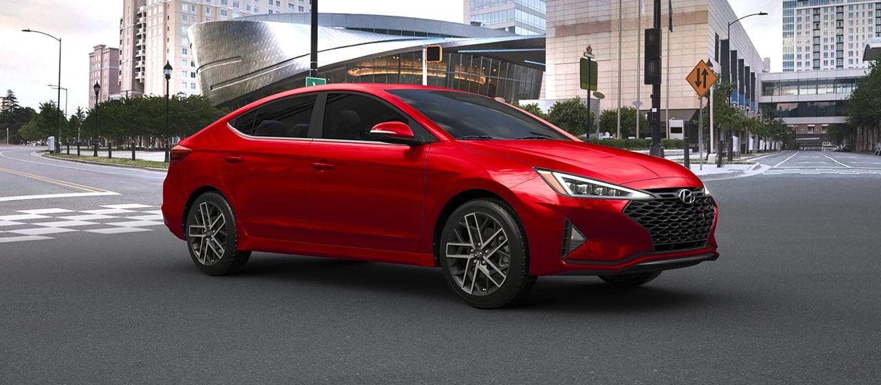 بررسی خودرو هیوندای النترا 2020 (Hyundai Elantra 2020)