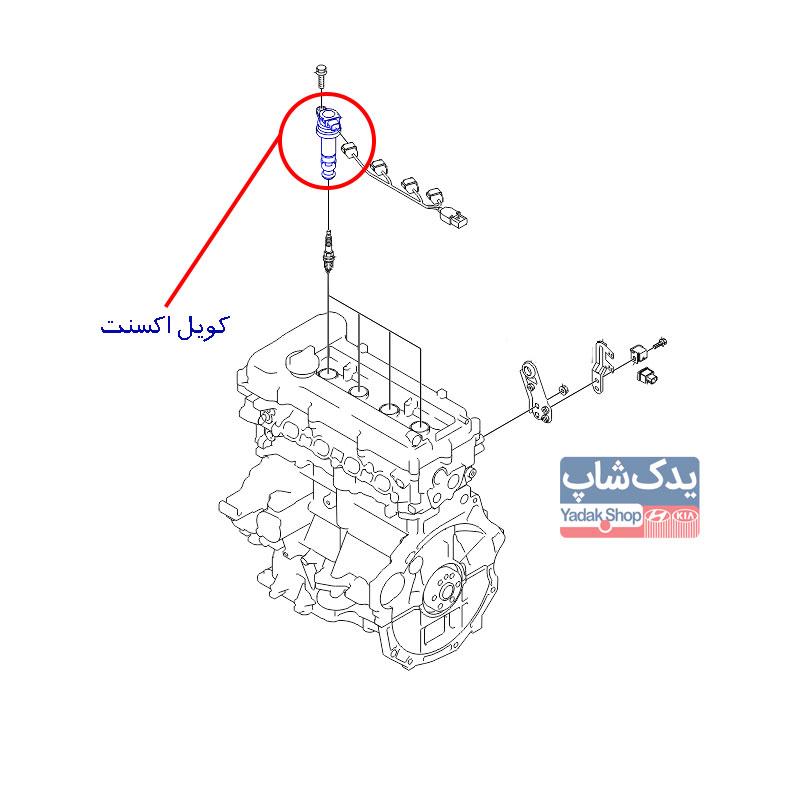 Hyundai-Accent-Coil-Assy-27301-2B010