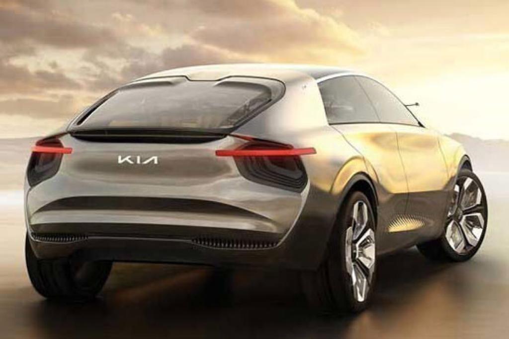 Kia-New-Logo-On-Car