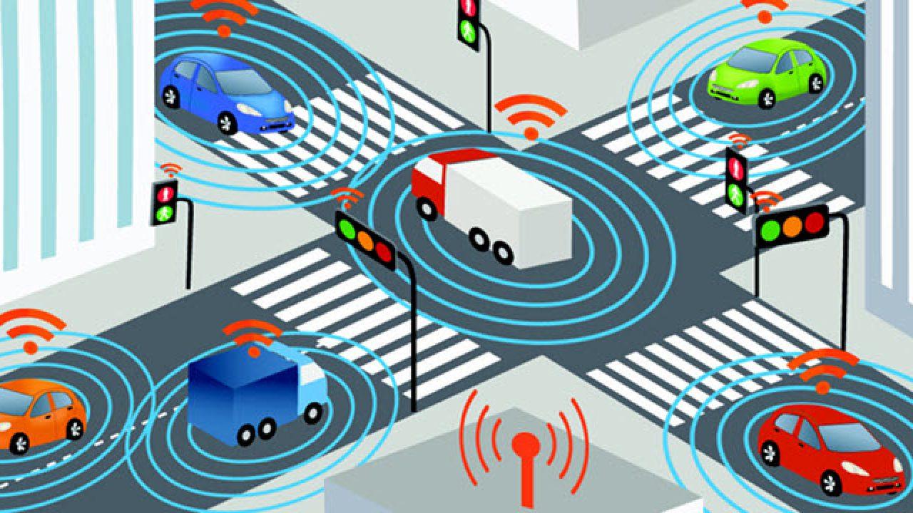 سیستم Vehicle-To-Vehicle) V2V) یا خودور به خودرو چیست