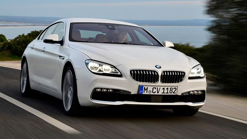 BMW سری 6
