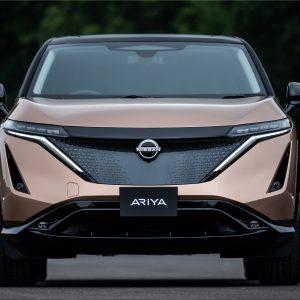 نیسان آریا خودروی شاسی بلند و تمام الکتریکی ژاپنی ها
