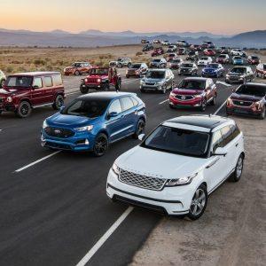 8 خودرو شاسی بلند برتر سال 2020