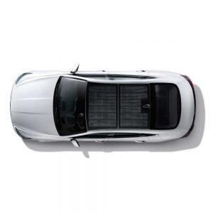 معرفی خودروی خورشیدی جدید هیوندای