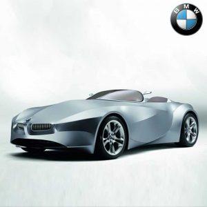 Gina خودرو متفاوت از کمپانی BMW