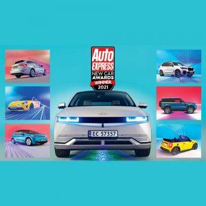 هیوندای موتور برنده 6 جایزه Auto Express شد.